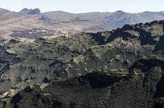 Layered landscapes of Ethiopia's Simien Mountains. (Matt Wicks / GreatDistances) Tags: africa texture horizontal landscape outdoors nikon ethiopia eastafrica layered 2015 d610 simienmountains nikkor70200mmf4