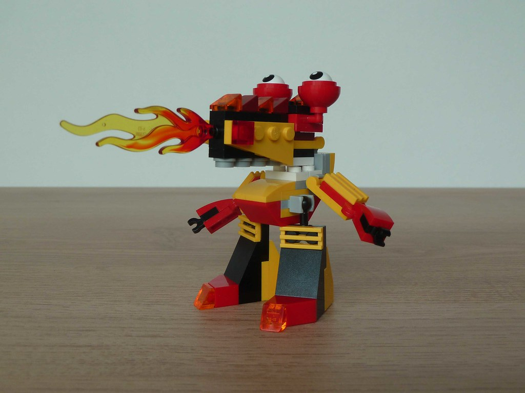 lego mixels mega max instructions