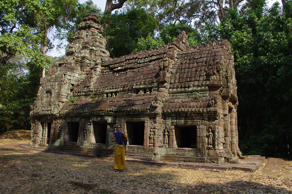 The world 39 s best photos of architecture and cambodia for Architecture khmer