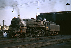 patricroft (midcheshireman) Tags: train manchester shed steam locomotive engineshed patricroft 73010