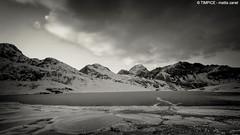 lagomiserin (TIMPICE) Tags: mountain lake landscape lago nikon lac tokina rosso montagna paesaggio d90 miserin