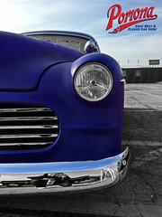 1949 Chevy Deluxe (Pomona Swap Meet) Tags: chevrolet classiccar purple flames chevy 1949 kustom kustomcar chevydeluxe kustomculture pomonaswapmeet pomonafavorites