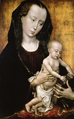 Virgin and Child (lluisribesmateu1969) Tags: weyden sanmarinocalifornia virgin thehuntingtonlibraryartcollectionsandbotanicalgardens 15thcentury