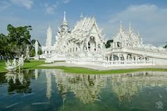 Wat Rong Khun (jennifer.stahn) Tags: travel thailand temple nikon asia asien buddha jennifer chia rai tempel chiangrai buddhismus stahn aroundasia