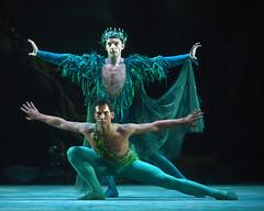The Dream - Joseph Caley, Mathias Dingman (DanceTabs) Tags: ballet dance ashton brb hippodrome birminghamroyalballet