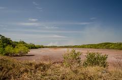 Salt Pan (Mariasme) Tags: australia darwin emptiness saltpan