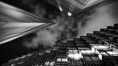 City Shapes 2 (Iliyan Yankov) Tags: uk sky london clouds shapes shape
