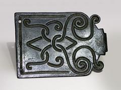 Broche de cinturn (. M. Felicsimo) Tags: man ibero museoarqueolgiconacional