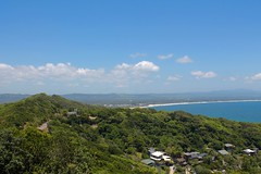 Byron Bay Vista (Piedmont Fossil) Tags: ocean bay pacific australia vista byron capebyron