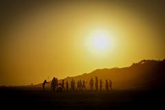 Salinas sunset (Leonardo Alpuin Photography) Tags: sunset contraluz uruguay atardecer niños salinas thatsclassy leonardoalpuin