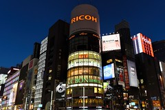 Ginza Impressions (Matthias Harbers) Tags: life street city light urban japan night photoshop shopping tokyo town nikon elements labs d750 dxo topaz nikond750 tamron1530mmf28divcusd