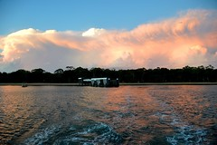 DSC_0017 (RUMTIME) Tags: storm nature water weather island queensland coochie coochiemudlo