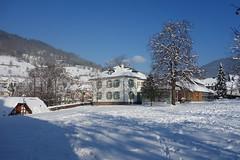 in the wintry Black Forest (7) (BZK2011) Tags: winter snow sunshine dorf village sony schwarzwald blackforest sonnenschein ottenhfen rx100 nordschwarzwald northernblackforest