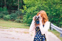 Out With Erica (e.m.alder) Tags: camera woman canada film girl female analog 35mm 50mm model nikon voigtlander grain fujifilm 135 fe nikonfe voigtlnder vito fujicolor superia200 nikon50mmf18d fujicolorsuperiaxtra400 nikkor50mm118d
