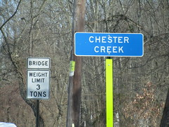 102-Chester Creek (jacorbett70) Tags: railroad abandoned station train pennsylvania rr trains tourist chester septa westchester prr wcrr
