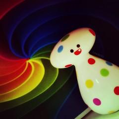 FRIDAY!!!!!!!! (Lawdeda ) Tags: friends urban favorite true fun toy toys happy with you designer vinyl yay coco come rainbows wish friday my picmonkey