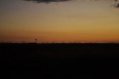 Algun atardecer (regojoagustina) Tags: sky atardecer molino cielo campo crepusculo pampa pamoa