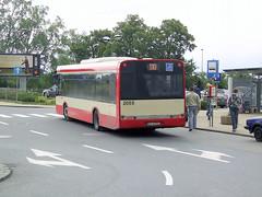 Solaris Urbino 12III, #2088, ZKM Gdask (transport131) Tags: bus vehicle urbino autobus solaris zkm gdask ztm