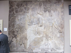 Pair of Protective Spirits (- Ozymandias -) Tags: england london museum unitedkingdom assyrian μουσείο ευρώπη λονδίνο αγγλία ηνωμένοβασίλειο
