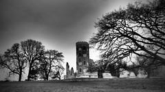 Folly Wimpole Hall (davepickettphotographer) Tags: uk cambridge gothic cambridgeshire folly royston wimpole wimpolehall olympuscamera wwwnationaltrustorguk cambridgeshirevillage davepickettphotographer wimpolehallestate
