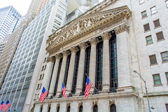 New York Stock Exchange (MCof_11) Tags: newyorkcity travel usa newyork money financialdistrict financial stockexchange nyse wallst