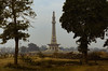 Minar-e-Pakistan (Tower of Pakistan) (Saifuddin Abbas) Tags: morning winter pakistan sunset tower cityscape lahore minarepakistan
