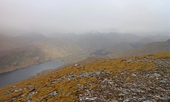 Mist Rolling In (RoystonVasey) Tags: mountain canon eos scotland zoom m 1855mm stm loch corbett arkaig sgurr bheinn fraoch strathan mhurlagain