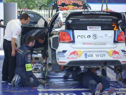 WRC Rally Guanajuato México 2016 - Sábado 5 de marzo - Rally Campus 064