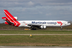 MH-MCP Martinair Cargo MD-11F London Stansted Airport (Vanquish-Photography) Tags: vanquishphotography ryantaylor canon eos 7d ryan taylor vanquish photography railway aviation mhmcp martinair cargo md11f london stansted airport egss stn londonstansted londonstanstedairport stanstedairport