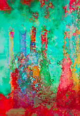 Don't Keep It Bottled Up (lensletter) Tags: abstract modern photomanipulation bottle colorful bright bottles surreal filterforge theawardtree kreativepeoplegroup lensletter
