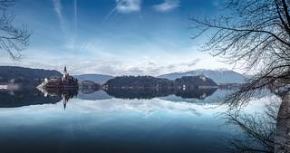 Lake Bled Panorama