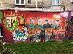 Armia wyklta (namurachpl) Tags: streetart wks murale muralewrocaw