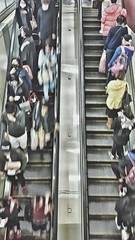 Here Belongs To Me Enjoying Life Cheese! Hello World Hanging Out Commuting Metrostation People Are People Moving Staircase (hydequinn) Tags: cheese commuting hangingout metrostation helloworld movingstaircase enjoyinglife peoplearepeople herebelongstome