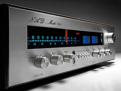 NAD 140 Stereo Receiver (oldsansui) Tags: old music classic radio vintage design stereo sound 70s 1970 1970s seventies audio receiver hifi 1976 nad madeinjapan 70erjahre newacousticdimension