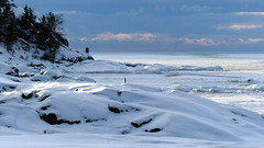 January afternoon on the NW shore of Trskn island (Porkkala, Kirkkonummi, 20160123) (RainoL) Tags: winter snow ice finland island frost january fin 2016 uusimaa porkala nyland kirkkonummi porkkala kyrksltt 201601 fz200 storlandet 20160123 trskn geo:lat=5995329197 geo:lon=2436737572