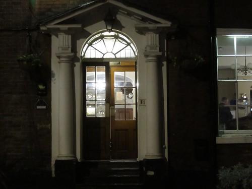 The Lord Leycester Hotel, Jury Street, Warwick