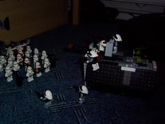 Rebelen 2 (DarthFlo96) Tags: trooper army star lego wars clone atat droid klon