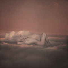Characterization of a New Girl (tearesnick) Tags: pink sky cloud art girl clouds nude 50mm transformation surrealism fineart nsfw 1855mm conceptual surrealphotography conceptualphotography canonrebelt5i characterizationofanewgirl