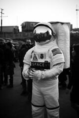 Astronaut (WhishingOnAsTar!) Tags: california space shuttle yuri academy sciences gagarin endeavour yurisnight