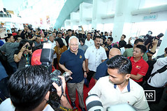 "Majlis Perasmian ""Enabling Entrepreneurs at GREAT 2016"" Sarawak. (Najib Razak) Tags: sarawak malaysia pm primeminister 2016 majlis perdanamenteri perasmian najibrazak enablingentrepreneursatgreat2016"