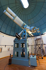 Fabra Observatory, Double Refractor (herbraab) Tags: barcelona observatory telescope dome astronomy refractor fabraobservatory sigma10mmf28 canoneos550d