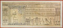 E10486J (Visual Magazine de diseo) Tags: egyptian papyrus osiris hieroglyphs ptolemaic plantfiber millbankpapyrus yartiuerow