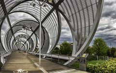 Madrid. Puente Arganzuela (ramon.vmorales) Tags: madrid bridge espaa rio river puente spain camino monumental d800 perrault manzanares carabanchel arganzuela