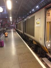 Eurostar St Pancras Intrnational  London. (a-dinosaur) Tags: london station st train eurostar international pancras