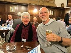 2016-031650 (bubbahop) Tags: friends beer dinner germany goatee restaurant head gray shaved bald sweatshirt regensburg gct 2016 grandcircle altelinde bubbahop europetrip33