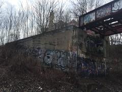 IMG_2118 (Hypurban) Tags: nyc newyork graffiti newjersey jerseycity traintracks jersey nycgraffiti urbex traintunnel underfreeway nygraffiti nygraff graffitiyards nycgraff