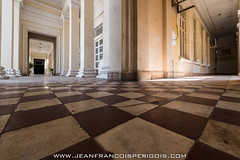 The old tiles, Phnom Penh (Jeff Perigois) Tags: old building heritage history french asian justice asia cambodia floor ministry colonial tiles phnompenh oldarchitecture