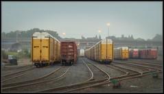 Box Car Blues (Ernie Misner) Tags: train nikon nik boxcar tacoma d800 lightroom portoftacoma tideflats boxcarblues erniemisner peoplewhoactuallyreadthesetags