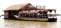 Floating Village Tonl Sap (C Ord) Tags: travel lake boat cambodia sap freshwater floatingvillage tonl tonlsap