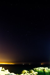 IMG_5106 (fornash) Tags: travel sea night israel nightphoto acre akko mediterranian